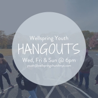 YOUTH HANGOUTS