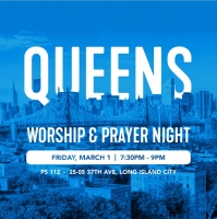 Queens Worship and Prayer Night